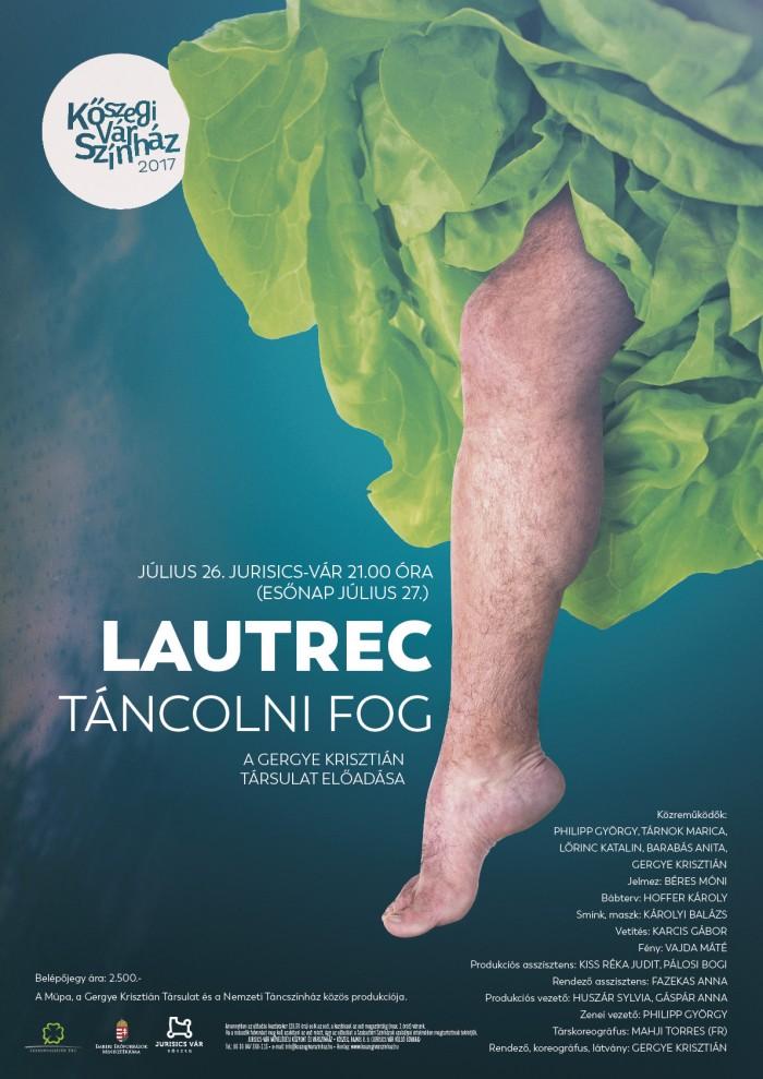 Lautrec táncolni fog plakát