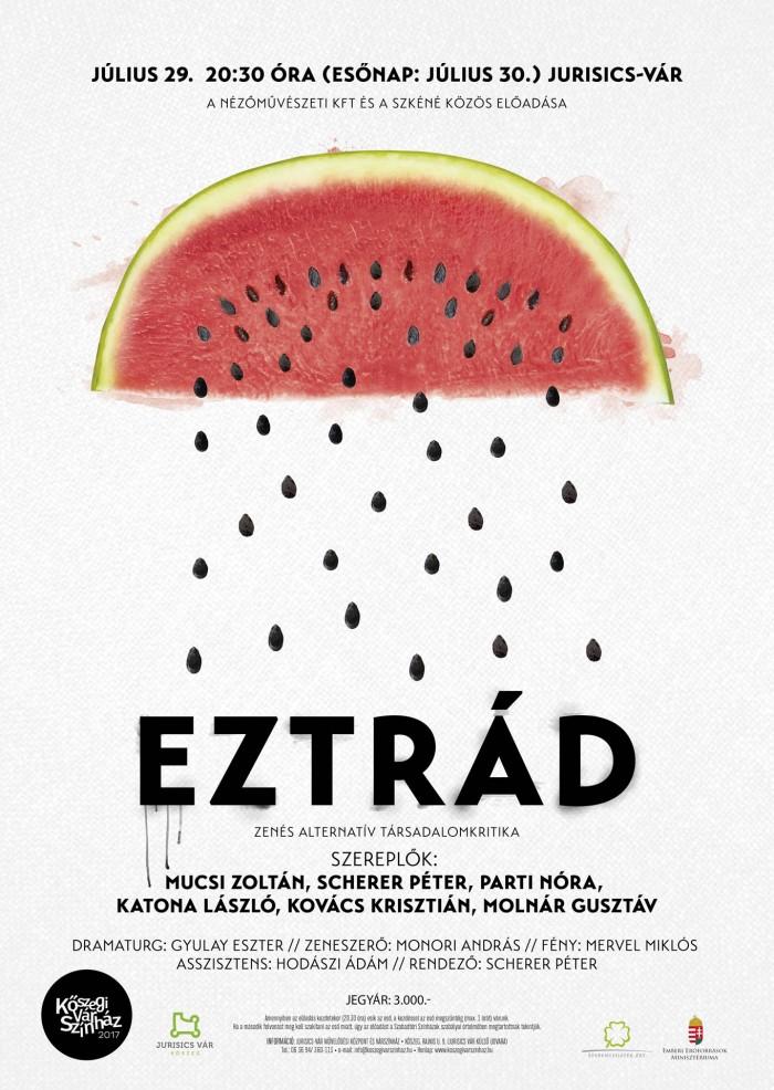 EZTRÁD plakát